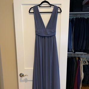 Lulus Heavenly Hues Maxi Dress- NWOT